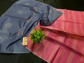 Pure tussar steple silk fancy sarees