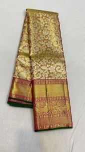Bridal pure kanchipuram silk sarees