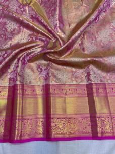 Kanjivaram pure silk sarees