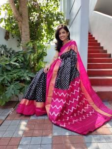 Handloom pochampally silk sarees