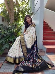 Handloom pochampally sarees