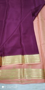 Mysore silk 50 counts sarees