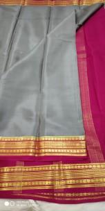 Mysore silk 50 counts sarees