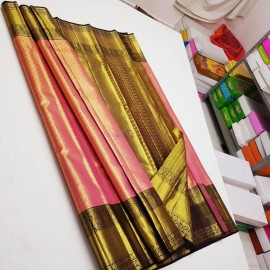 Pure bridal tissue kanchipuram silk sarees