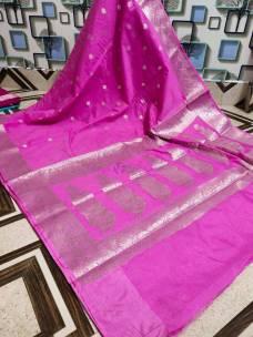 Banarasi semi khaddi georgette sarees