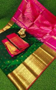Kuppadam silk cotton sarees