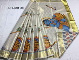 Kerala tissue sarees-1