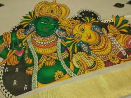 Kerala gold tissue sarees 6