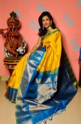 Pure Gadwal silk sarees