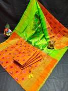 Uppada light weight sarees